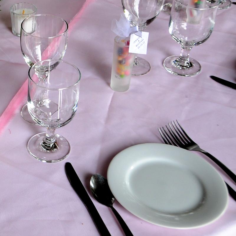 Wedding Menu Items