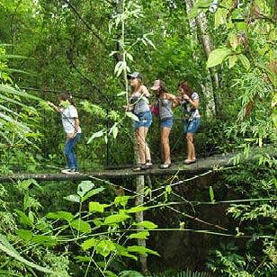 Nature Adventure Tour, Vallarta Botanical Garden